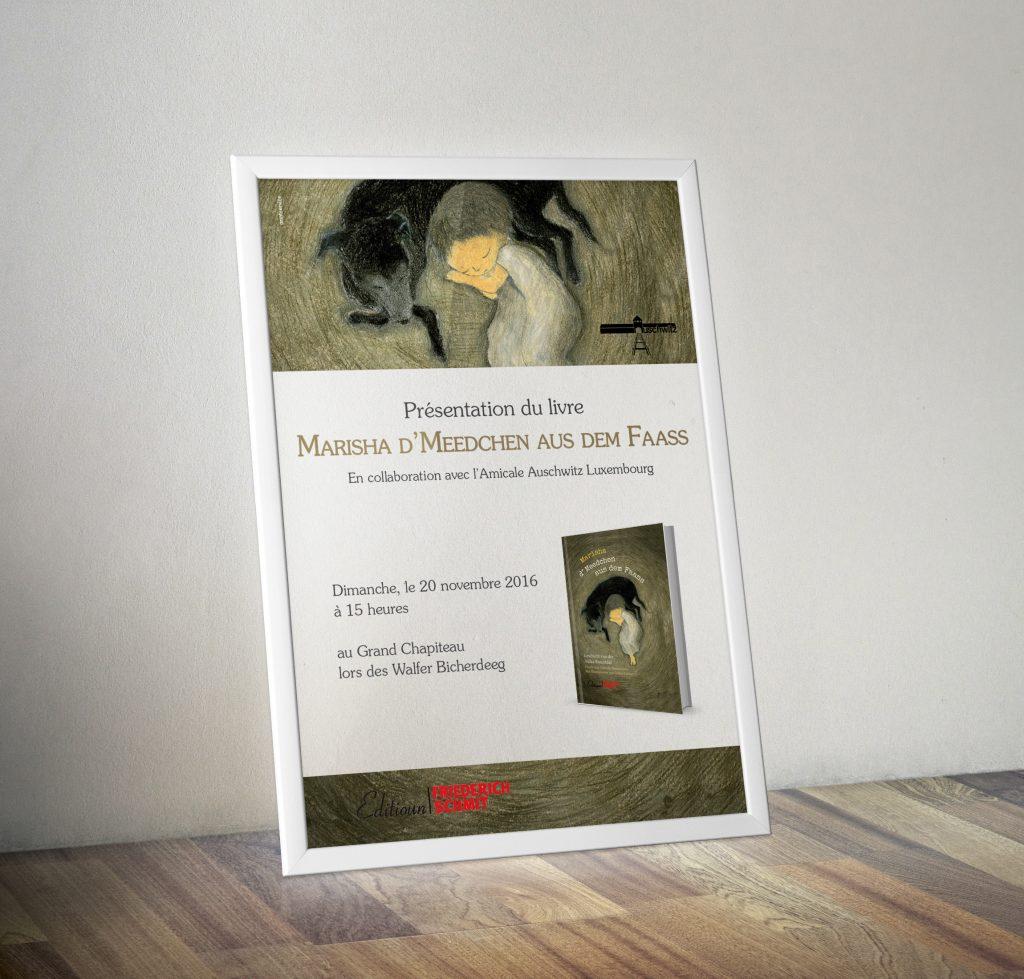Affiches & flyers - EDITION FRIEDRICH SCHMIT