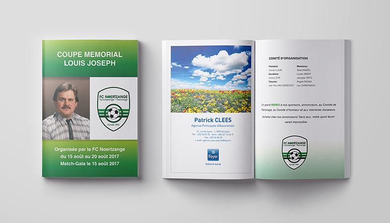 Brochure - FC NOERTZANGE